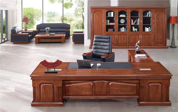 office table wood. 17 Walnut Wood Office Table FOHB2F-321S