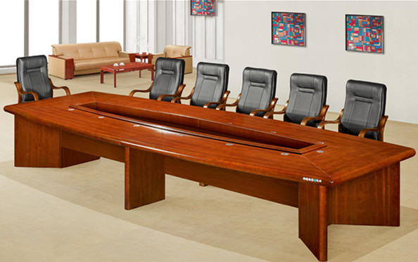 22 Wooden Conference Table FOHK H4858
