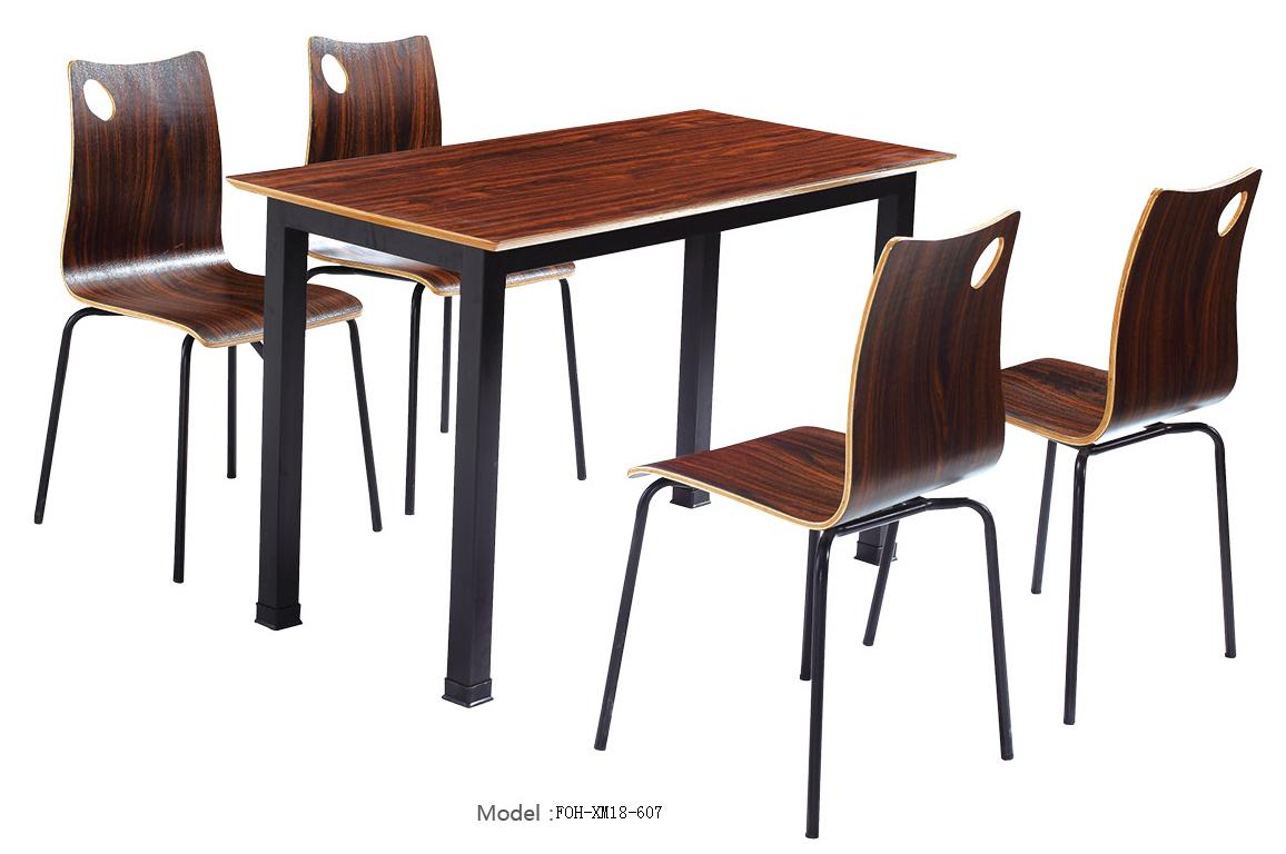 Restaurant cateen food court furniture foh xm