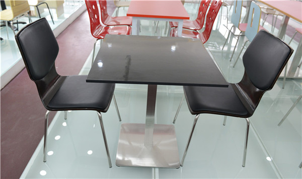 Tables And Chairs For A Restaurant : 20 New design fast food restaurant table and chair FOH-CXSC58 - Foh