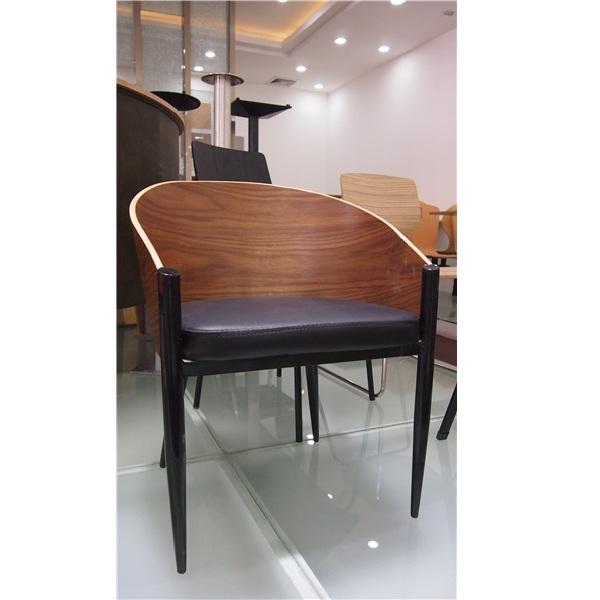28 New Design Leisure Wooden Coffee Shop Chair FOH CXSC13