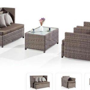 Outdoor Sofa - FOH-OT-4209
