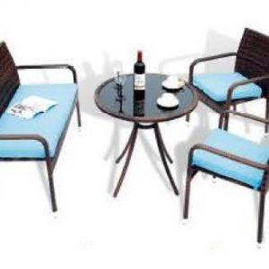 Outdoor Bar Dining Sets - FOH-OT-CF1014B