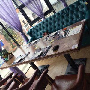 Designer Restaurant Furniture - JF19-42