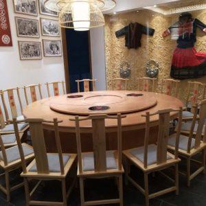 Designer Restaurant Furniture -JF19-67 (6)