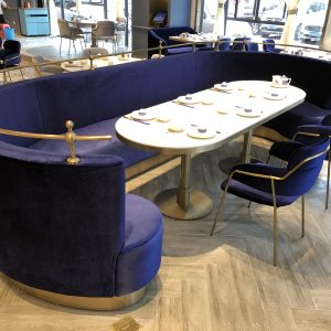 Booth Sofa Seating - JF19-77 (2)